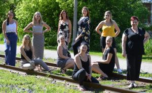 Strictly Rhythm dance school instructors