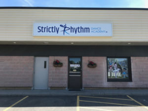 Strictly Rhythm Dance Academy studio